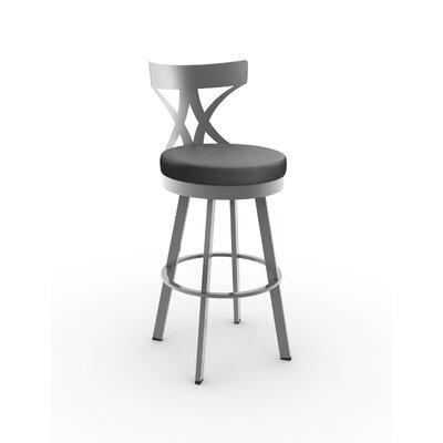 Fabulous Wade Logan Leechburg 26 Swivel Bar Stool Cjindustries Chair Design For Home Cjindustriesco