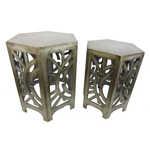2 Piece Bar Stool Set by Firefly Home Collection