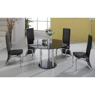 Review Upholstered Dining Chair (Set Of 6)