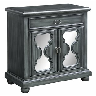 Higbee 1 Drawer Accent Cabinet by Alcott Hill