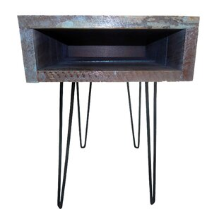 Gaia End Table by Nicahome LLC