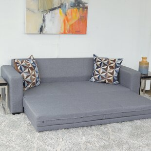 Reviews Abberton Sofa Bed by Ebern Designs Reviews (2019) & Buyer's Guide