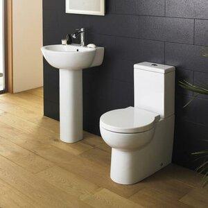 Badezimmer-Set Darwin mit Waschtischarmatur von ..