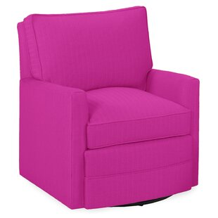 Sawyer Swivel Armchair by Tory..