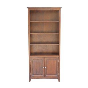 Jeske Standard Bookcase Alcott Hill