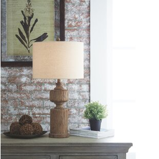 Reviews Ruby Poly 29 Table Lamp By Millwood Pines