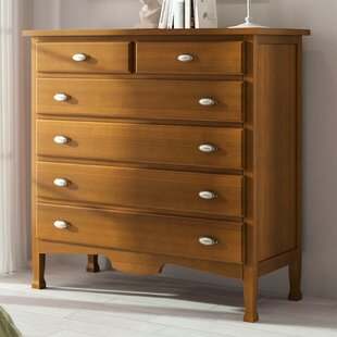 Dallin 6 Drawer Chest Of Drawers By Brambly Cottage