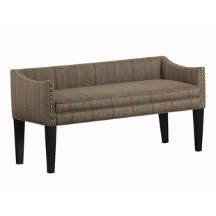 Latitude Run Miesha Upholstered Bench