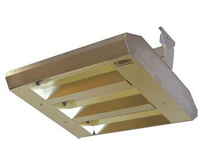 3 Lamp Ceiling Mounted Heater Tpi Reflector Pattern 60