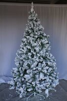 Perfect Holiday 8' Snow Flocked Artificial Christmas Tree & Reviews by Perfect Holiday