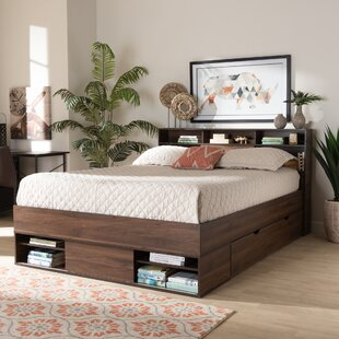 Modern Rustic Storage Included Beds You Ll Love In 2021 Wayfair