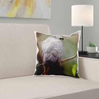 East Urban Home Japanese Cranes Throw Pillow Insert Wayfair
