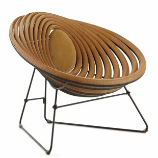 Nissim Papasan Chair by Square Feathers