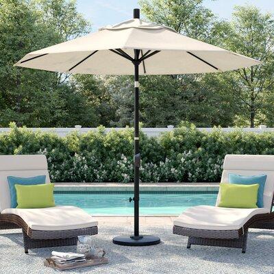 Carina 9 Market Umbrella by Sol 72 Outdoor 2020 Sale