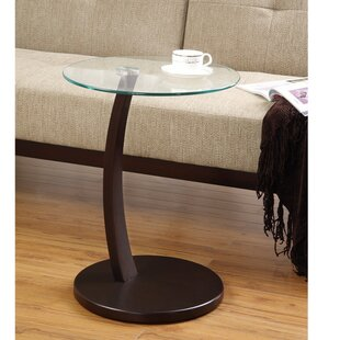 Landgraf End Table by Winston Porter