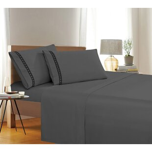 Mcauliffe Microfiber Sheet Set