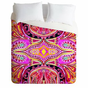 East Urban Home Amy Sia Paisley Duvet Set