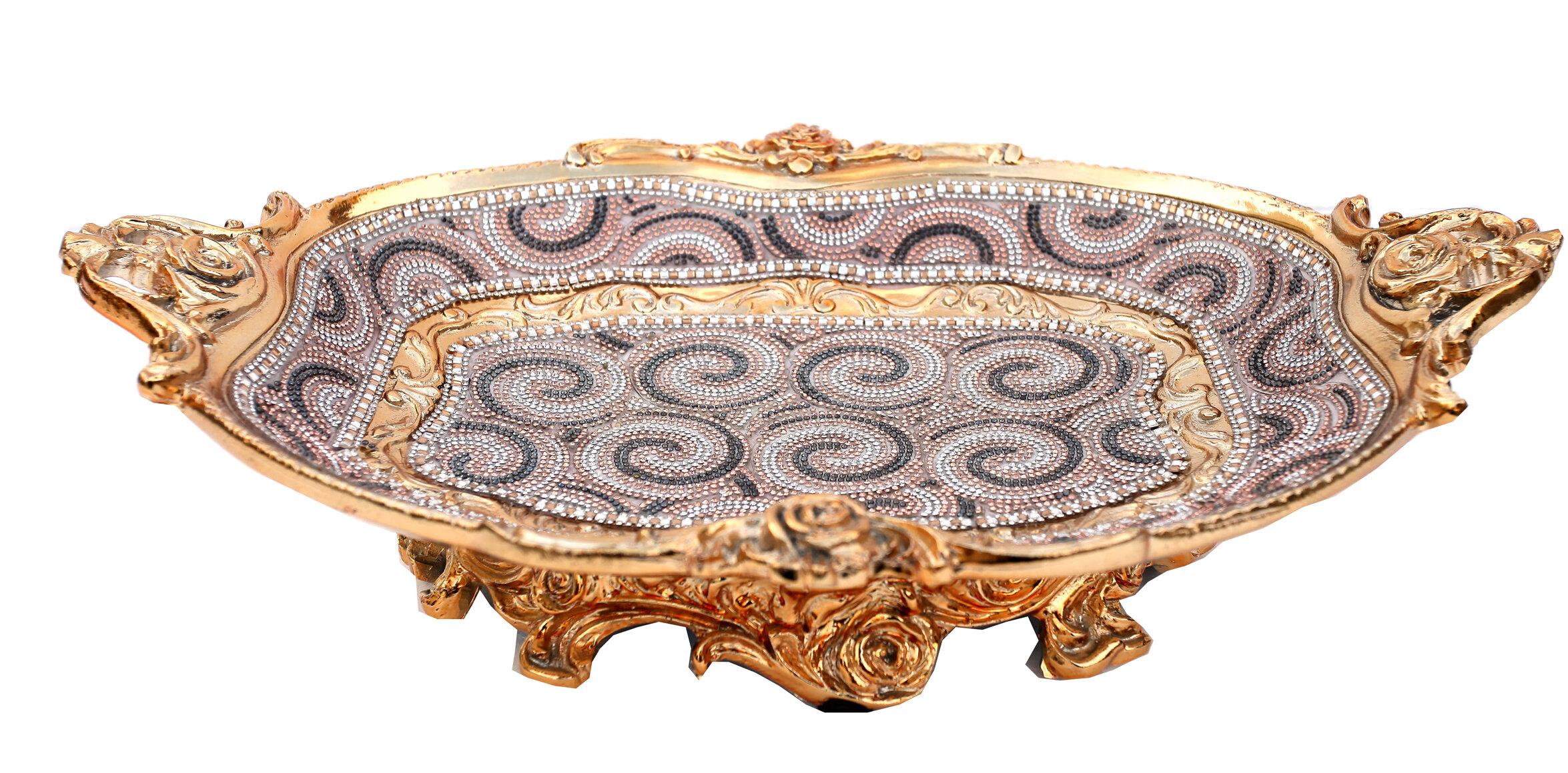 Nube Ambrose Decorative Plate Wayfair