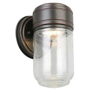 Design House Harris 1-Light Outdoor Sconce