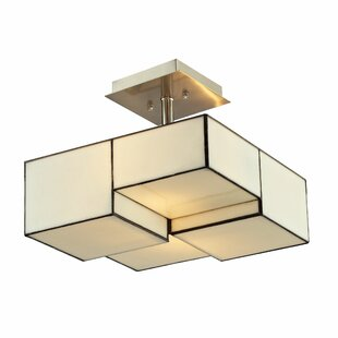 Goulart 2-Light Semi-Flush..