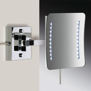 Windisch by Nameeks Wall Mounted Square Magnifying Mirror