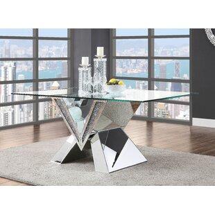Kiley Dining Table by Rosdorf Park