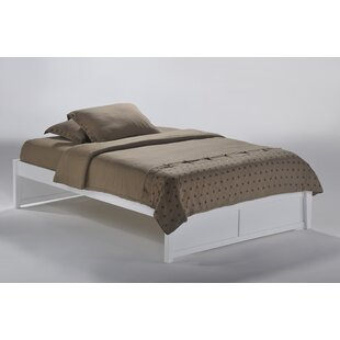 Clary Basic Platform Bed by Winston Porter