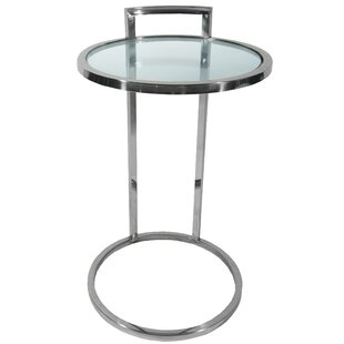 Velo End Table by RMG Fine Imports