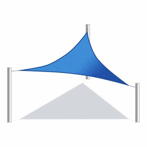 10' Triangle Shade Sail