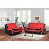 Montenegro 2 Piece Living Room Set by Orren Ellis