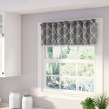 Living Room Curtain Valances | Wayfair