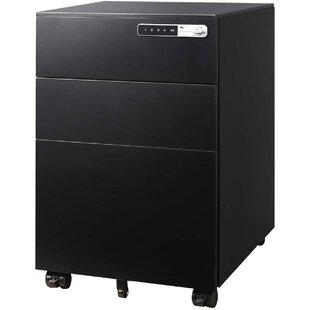 Under Desk 3 Drawer Filing Cabinet By 17 Stories