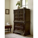 Hepburn 8 Drawer Standard Dresser/Chest by Astoria Grand