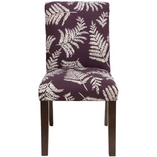 Bay Isle Home Arborvine Rolled Back Upholstered Dining Chair