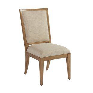 Newport Upholstered Dining Chair by Barclay Butera