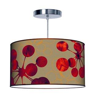Jef Designs Organic Modern Bubble Pendant