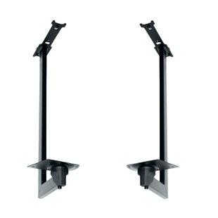 Platform Bookshelf Speaker Ceiling Mount Set of 2 by Pinpoint Mounts