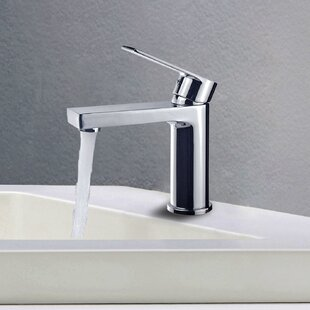 Eviva Pure Single Hole Bathroom Faucet with Drain Assembly