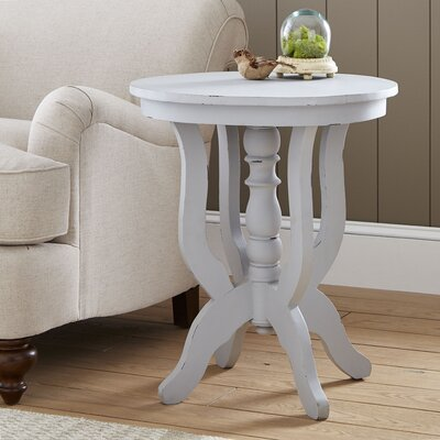 Ignazio Pedestal Table Birch Lane⢠Heritage