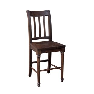 Muncy Wooden Dining Chair (Set of 2) August Grove