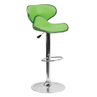 Purchase Adjustable Height Swivel Bar Stool by Offex Reviews (2019) & Buyer's Guide