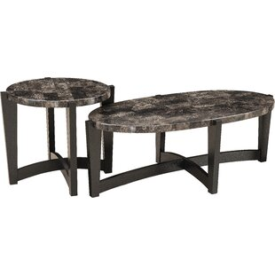 Isobe 2 Piece Coffee Table Set By Brayden Studio