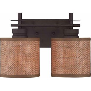 Volume Lighting Carena 2-Light Vanity Light