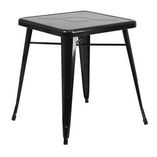 Trent Austin Design Jesse Square Galvanized Steel Coffee Table