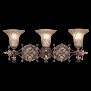 Stile Bellagio 3-Light Vanity Light By Fine Art Lamps