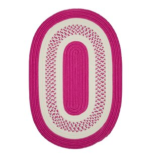 Rockport Pink Indoor/Outdoor Area Rug