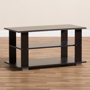 Holly Springs Wooden Coffee Table by Ebern Designs