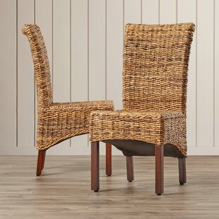 Saratoga Side Chair (Set of 2) Bay Isle Home