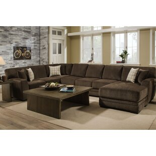 Dilley Reversible Sectional by Red Barrel Studio