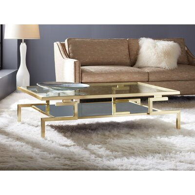 Modern History Home Coffee Tables Perigold